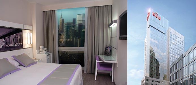 Hotel Riu Plaza