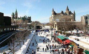 Invierno en Ottawa
