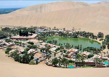 Tesoros naturales y culturales de Perú